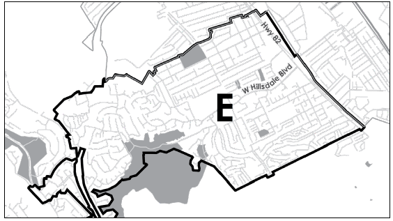 Map of project area.